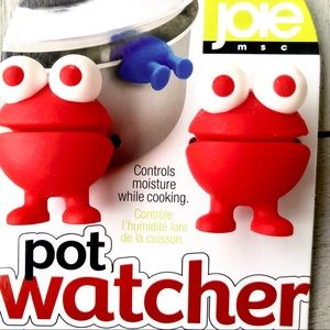 Other - Joie Pot Watcher. Adorable Steam Vents for pots.